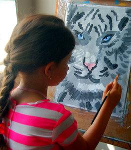 малювання і живопис для дітей