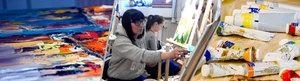 мастер-класс живописи в Киеве