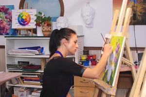 Уроки малювання для дорослих