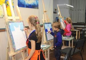 Малювання уроків для дітей