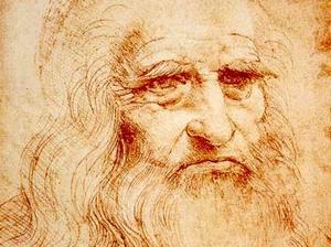 ArtC;ass! студия живописи и Леонардо да Винчи автопортрет